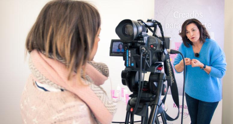 Maria Duol entrevistada por EITB