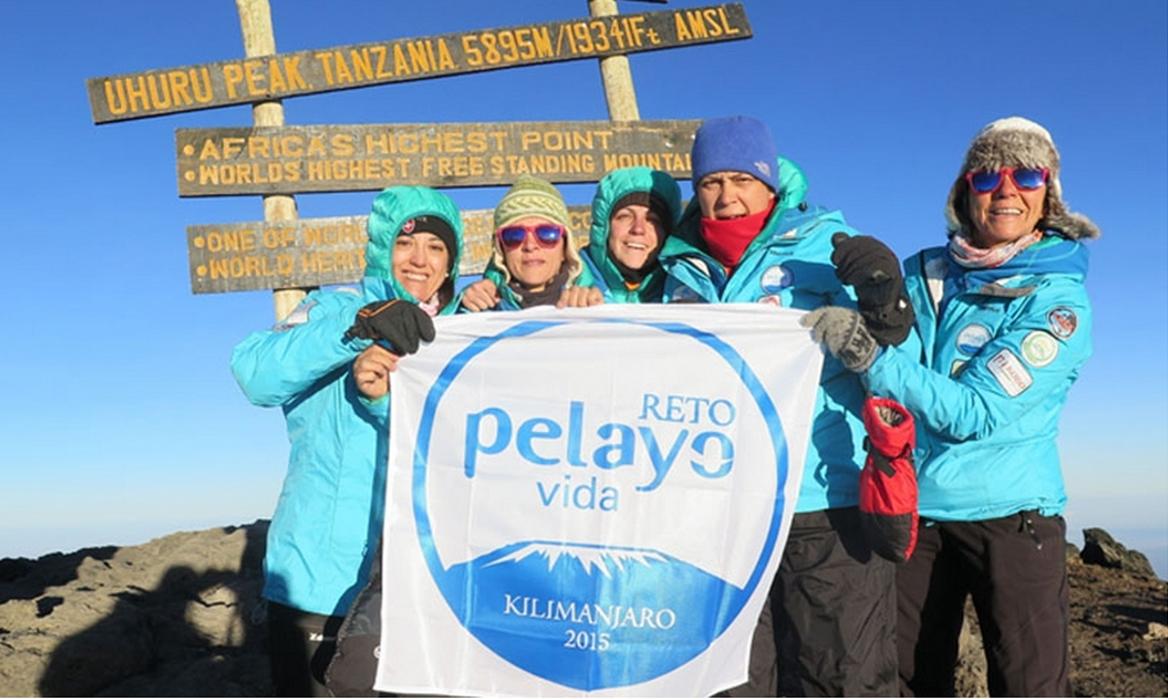 subida kilimanjaro