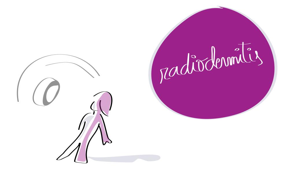 Cuidado de la piel durante el tratamiento oncológico: radiodermitis
