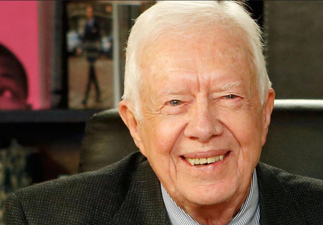 Jimmy Carter supera la lucha contra el cáncer