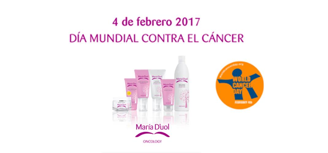 Día mundial contra el cáncer. 7 de Febrero. cosmeticaonco