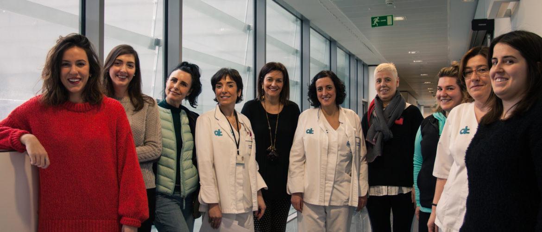 Cosmética Oncológica en Onkologikoa de Donostia