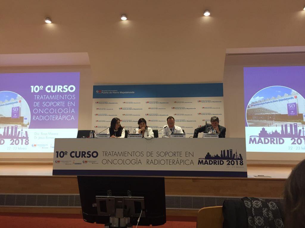 Congreso Oncología Radioterápica