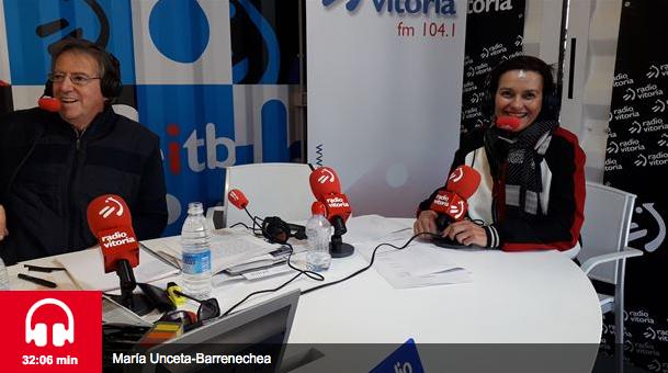entrevista a María Unceta-Barrenechea Olazar