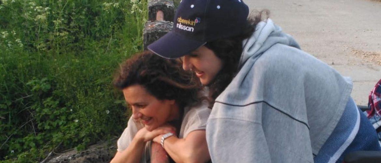 María y Zuriñe